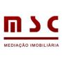 Logo MSC - Mediação Imobiliária, Lda
