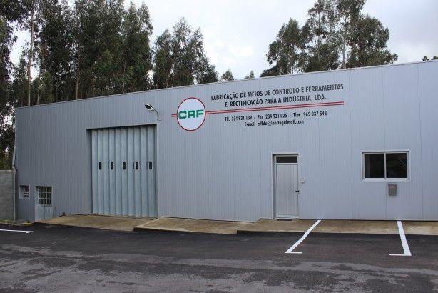 Foto 2 de C.R.F.  Fabricação de meios de controlo e Ferramentas, rectificação para a Indústria