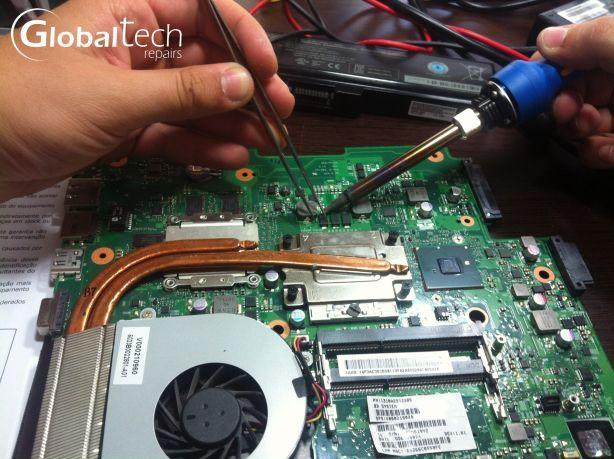 Foto 2 de Globaltech - Reparação de Computadores, Smartphones, Tablets e Consolas