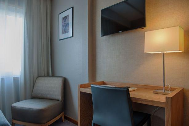 Foto 2 de Hotel Oslo