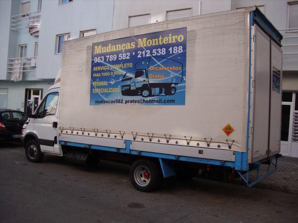 Foto 1 de Mudanças Monteiro