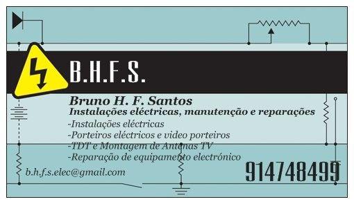 Foto de BHFS instalações electricas, manutenção e reparações