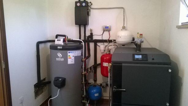 Foto 1 de Edgar Almeida - Instalações de aquecimentos, energias renováveis e eletricdade