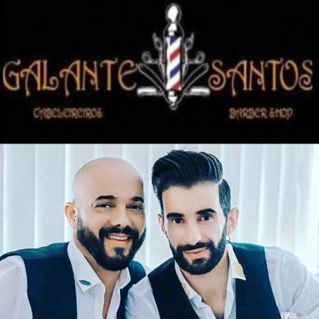 Foto 2 de Galante Santos cabeleireiros e barber Shop