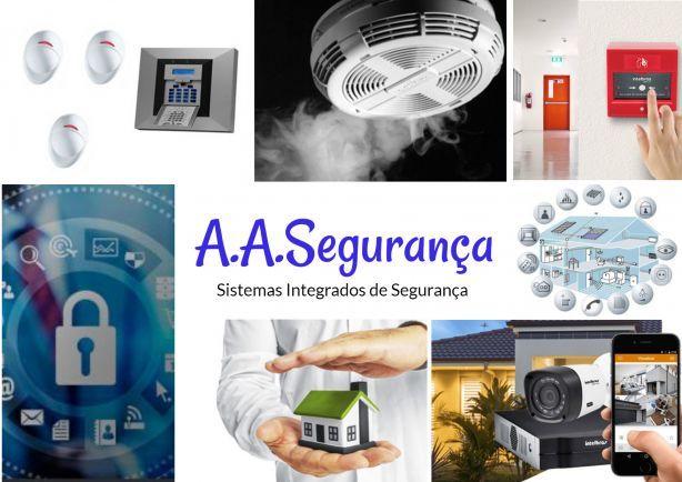 Foto 1 de A.A.Segurança - Sistemas Integrados de Segurança