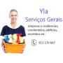 Logo Yla Serviços Gerais