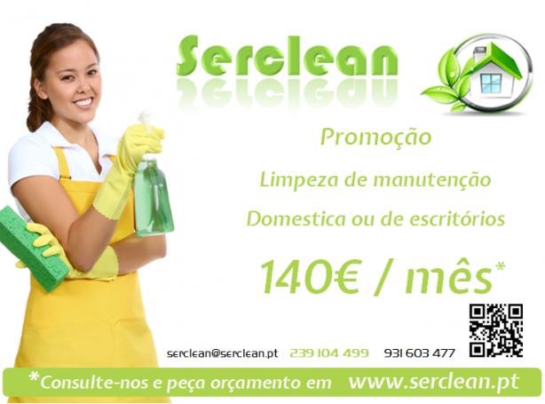Foto 1 de Serclean, Aveiro - Serviços de Limpeza e Higienização