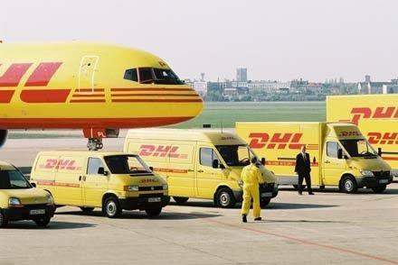 Foto de DHL Express, Évora