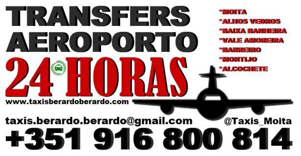 Foto 1 de Táxis Berardo & Berardo, Lda, Moita