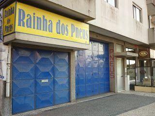 Foto de Rainha dos Pneus - Comércio de Pneus, Lda