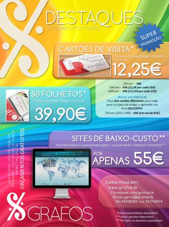 Foto de Grafos - Web Design, Design Gráfico e Impressão
