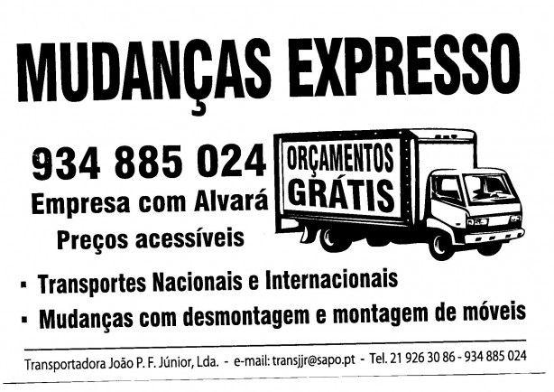 Foto de Transportadora João P. F. Júnior - Unipessoal, Lda.