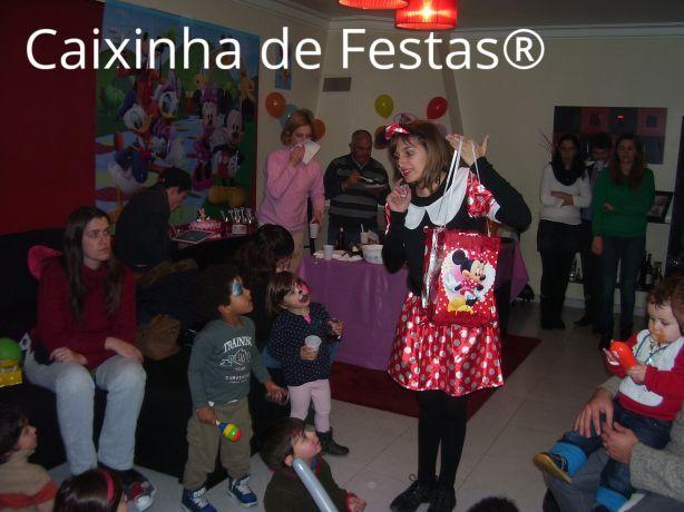 Foto 2 de Caixinha de Festas - Animação Infantil