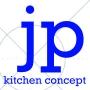 Logo JP Kitchen Concept (João Pedro Correia, Unip.Lda)