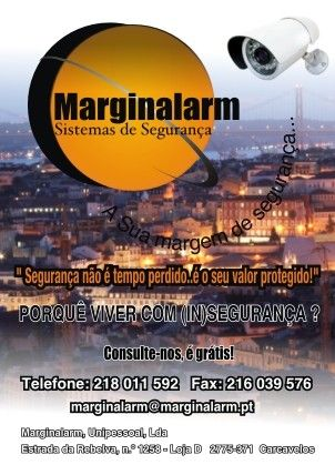 Foto 1 de MARGINALARM - LDA.