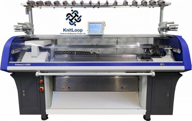Foto 2 de KnitLoop - Comercio de Máquinas Têxteis, Lda.
