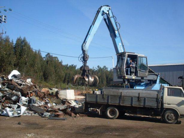 Foto 4 de Reciprémio, Unipessoal Lda, Algoz - Reciclagem de Resíduos e Comércio de Peças Usadas