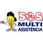 Logo SOS Multiassistência - Canalizador