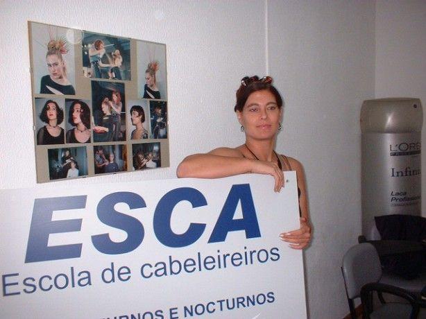 Foto 1 de Esca - Escola de Cabeleireiros, Lda