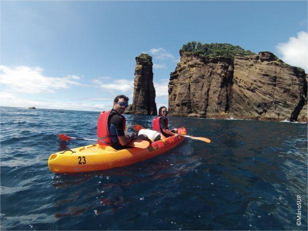 Foto 1 de MarioSUP - Azores SUP School & Kayak Rental
