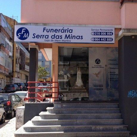 Foto 2 de Funerária em Mem Martins