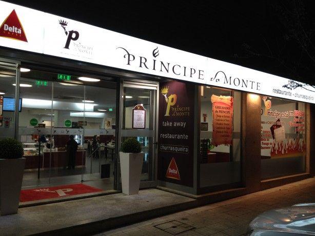 Foto 2 de Restaurante Principe do Monte