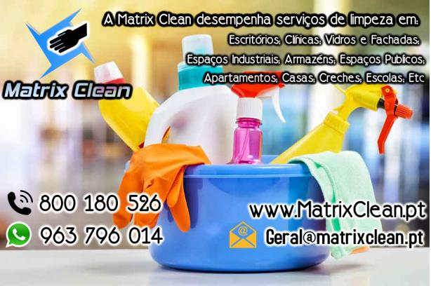 Foto 2 de Matrix Clean - Especialistas em Limpeza
