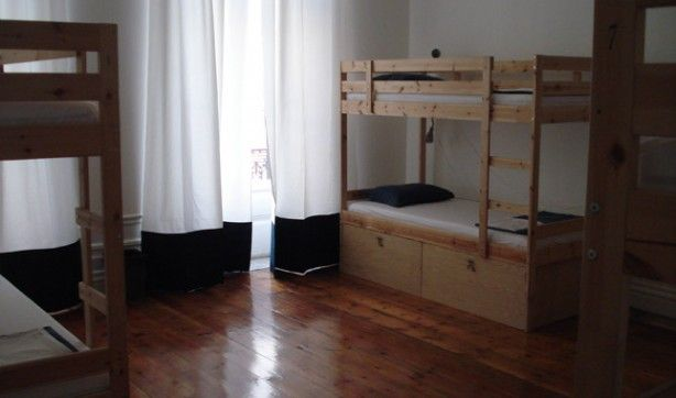 Foto 1 de Garden House Hostel