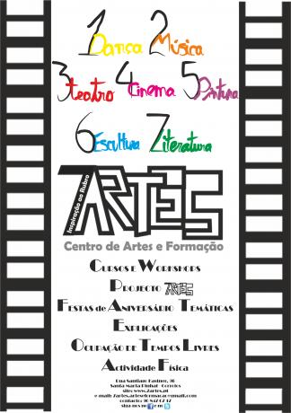 Foto 2 de 7artes - Centro de Artes e Formação