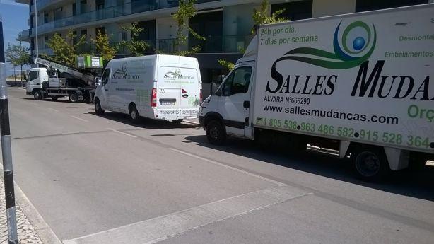 Foto 2 de Empresas de mudanças Cascais.