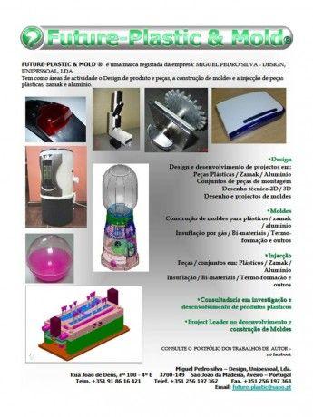 Foto 2 de FUTURE-PLASTIC & MOLD® - MIGUEL PEDRO SILVA - DESIGN, UNIP., LDA