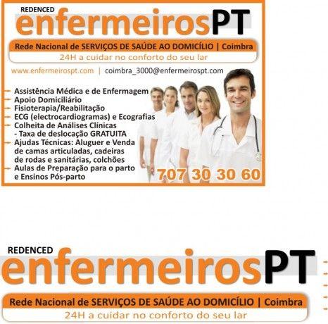Foto 2 de EnfermeirosPT, Coimbra - Apoio Domiciliário