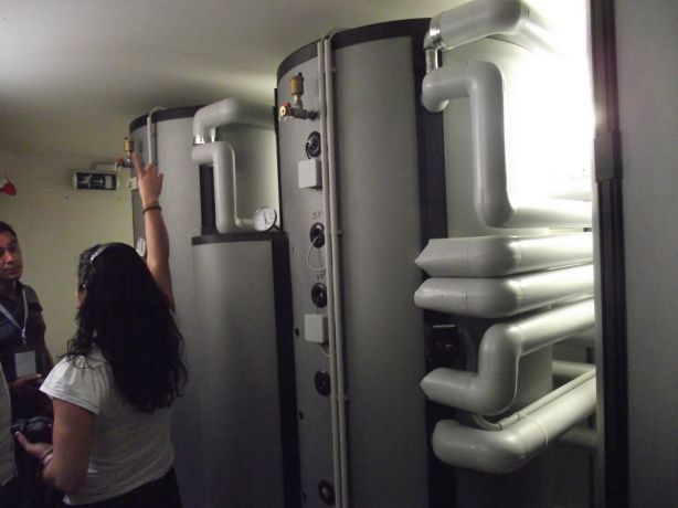 Foto 1 de Cansol Inst. Capt. Energia Solar Unip. Lda