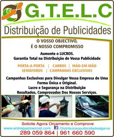 Foto de GTELC - Distribuição de Publicidade
