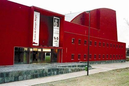 Foto 1 de Campo Alegre Teatro Municipal