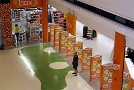 Foto de Box Jumbo, Palácio do Gelo Shopping