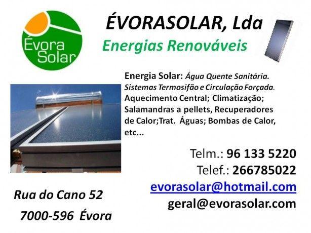 Foto 1 de Évorasolar Lda