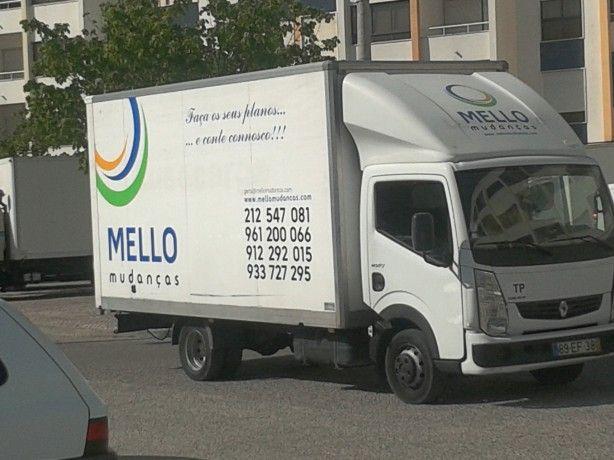 Foto 1 de Transportes & Mudanças  Nacionais Lisboa