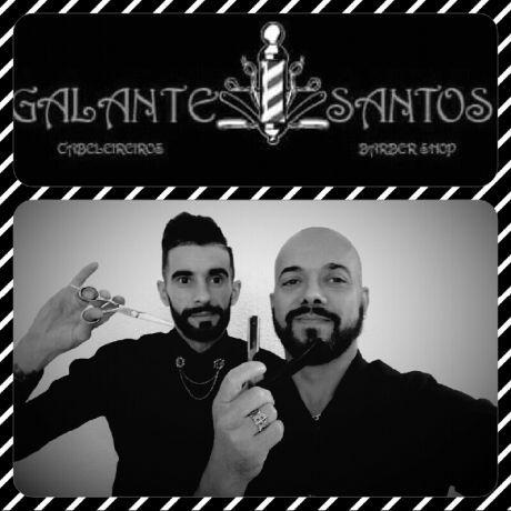 Foto 1 de Galante Santos cabeleireiros e barber Shop