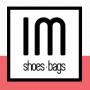 Logo Im Shoes Bags