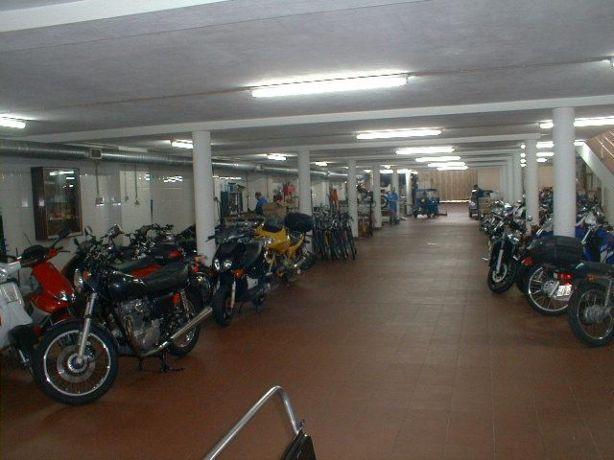 Foto 1 de Estrela Dias -  Stand de motos