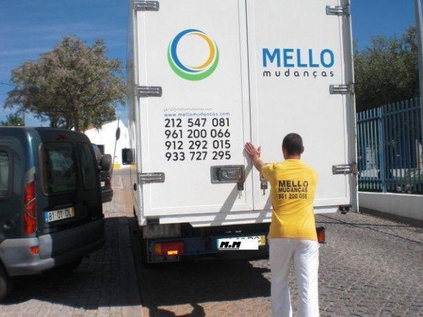 Foto 4 de Transportes & Mudanças  Nacionais Lisboa