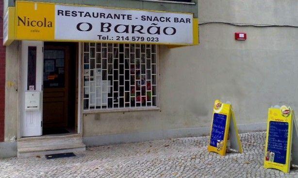 Foto 1 de Restaurante O Barão