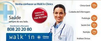 Foto 3 de Walk-In Clinics, Telheiras