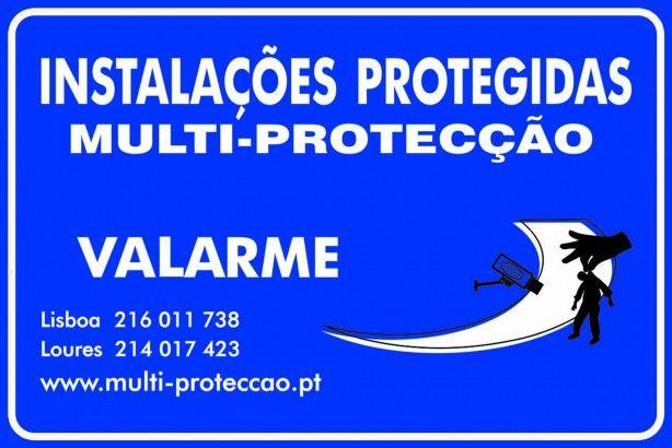 Foto 1 de ALARMES- VALARME-MULTI-PROTECÇÂO