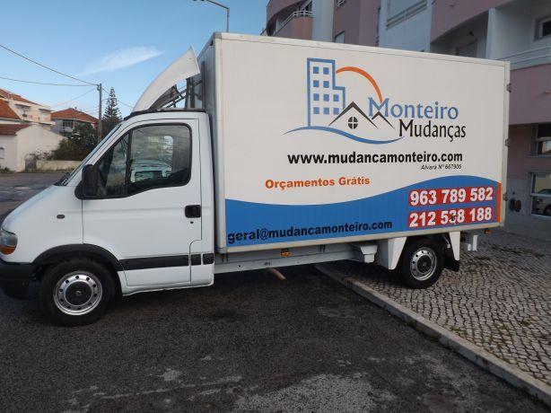 Foto 1 de Mudanças Monteiro - Alcabideche