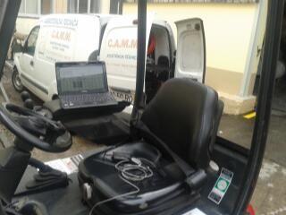 Foto 2 de CAMM - Comércio e Assistencia Maquinas Movimentação, Lda