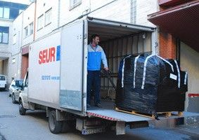 Foto 3 de Seur Leiria, Serviço Urgente de Transportes