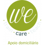 Logo We Care, Teach, Train - Apoio Domiciliário