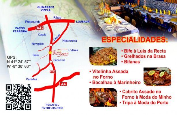 Foto 3 de Restaurante Belos Ares